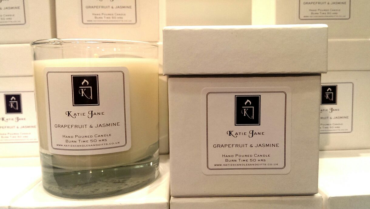 Katie Jane Scented Candles Signature Range